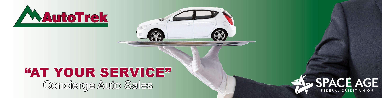 AutoTrek, our Concierge Auto Service