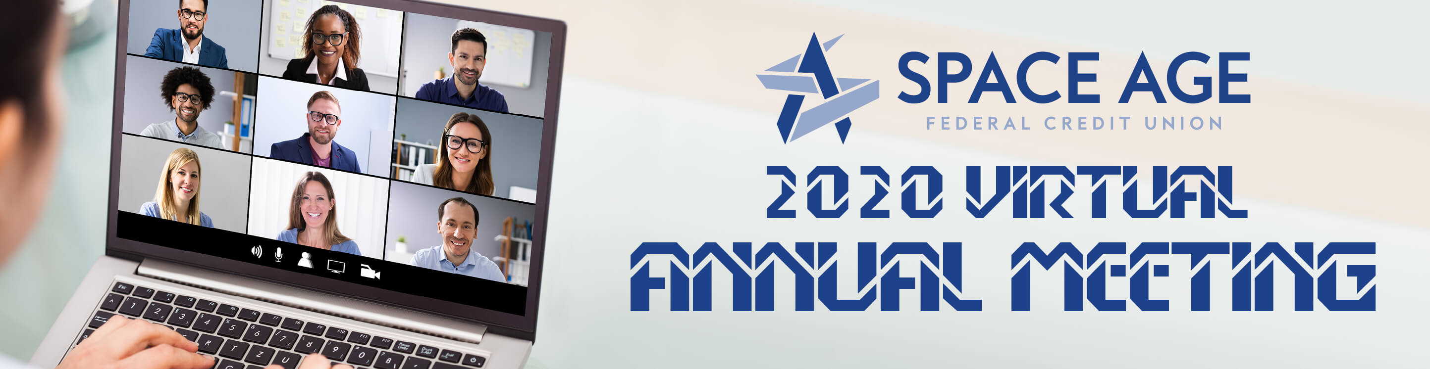 We are doing our annual meeting Virtually on August 12, 2020 at 2:00 PM