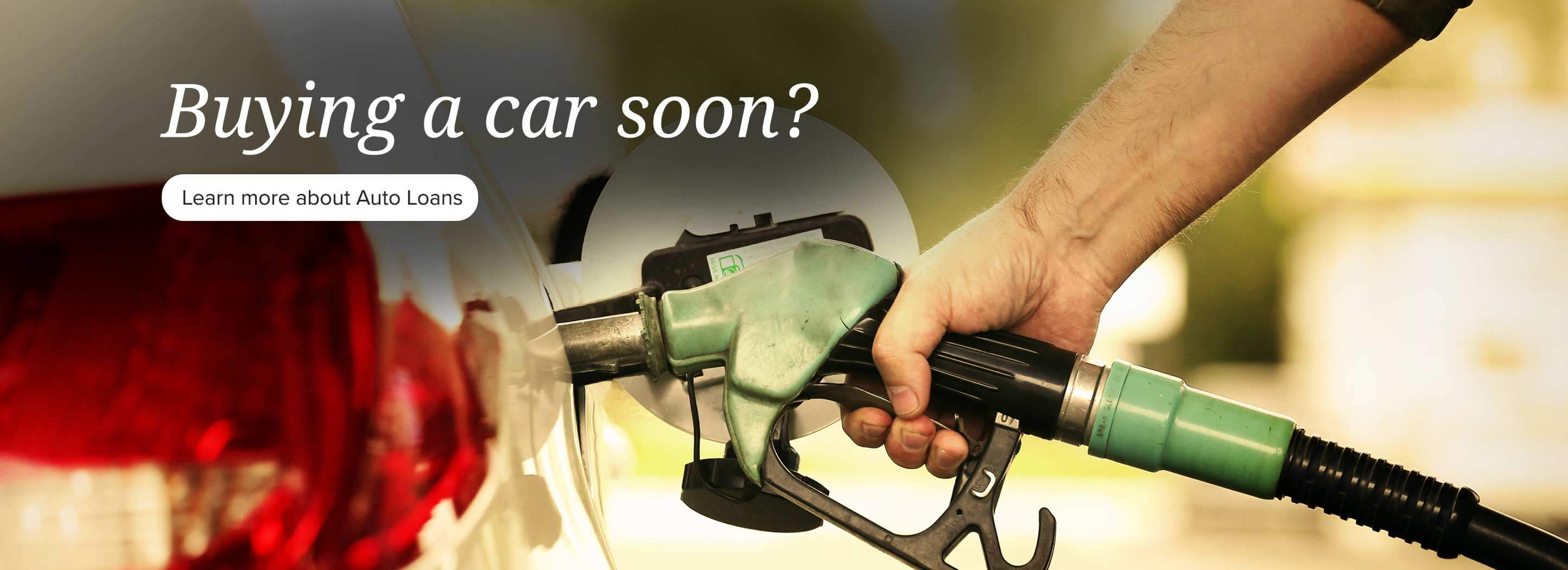 Buying a car soon? Learn more about auto loans