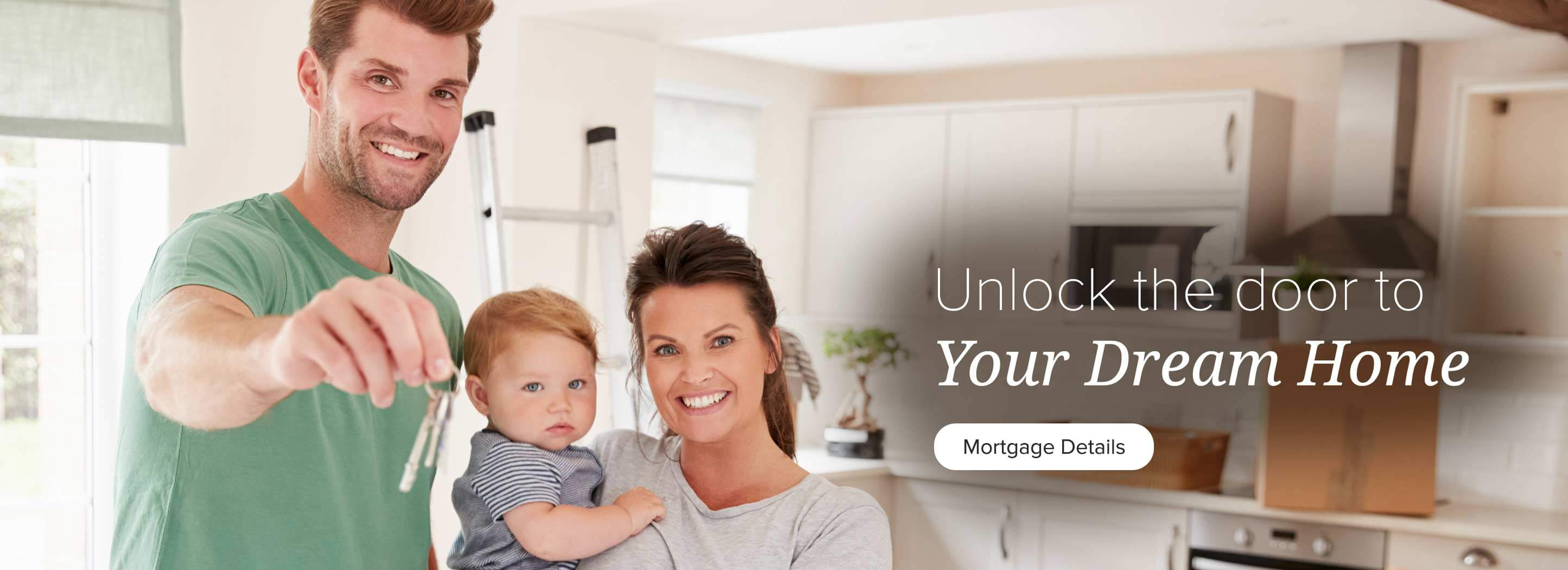 Unlock the door to your dream home Mortgage Details