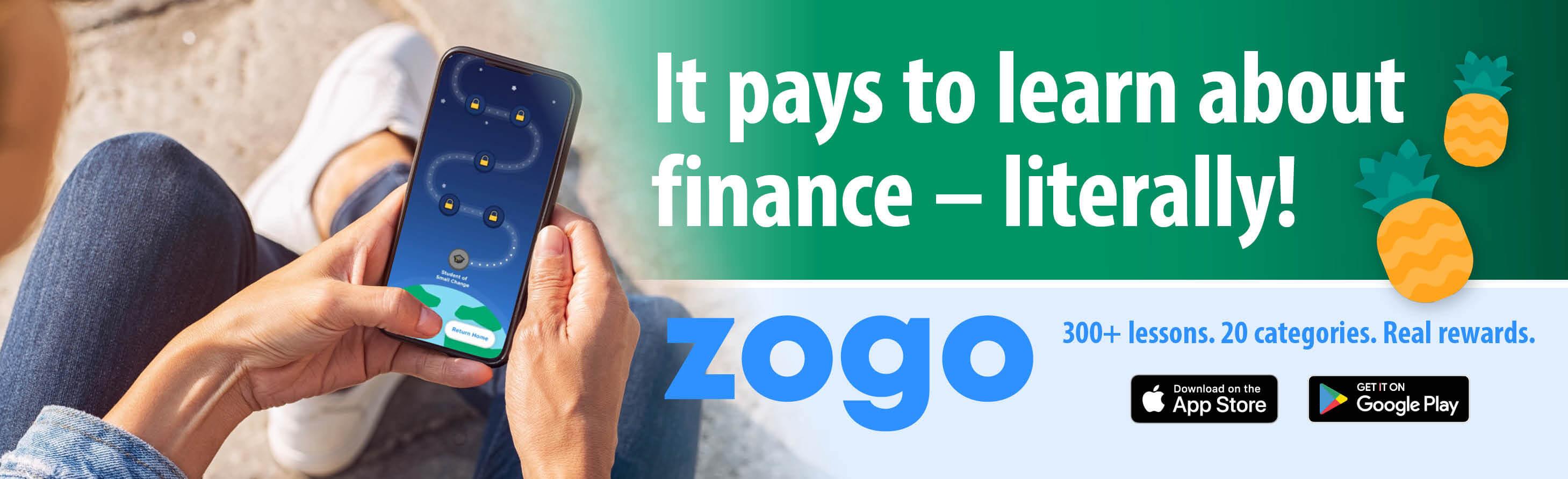 Zogo Financial Literacy App