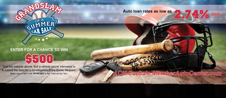 Member Auto Center Grandslam Car Sale