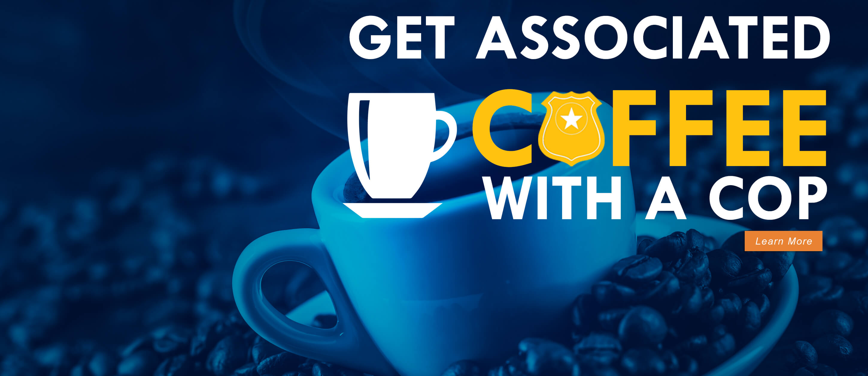 Coffee with a Cop Wednesday, October 3, 2018