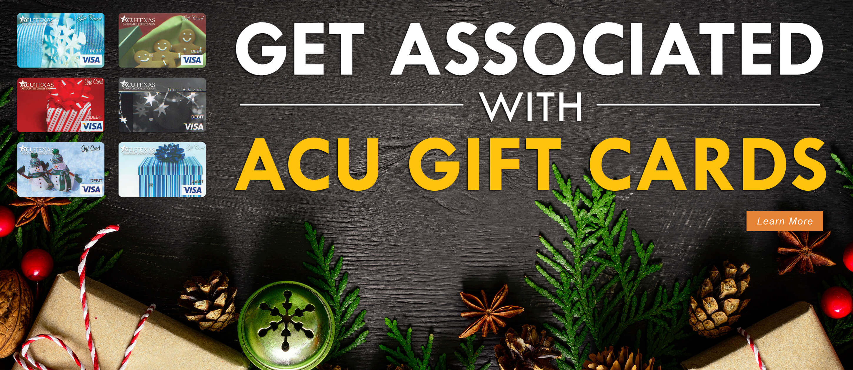 ACU of Texas Gift Cards