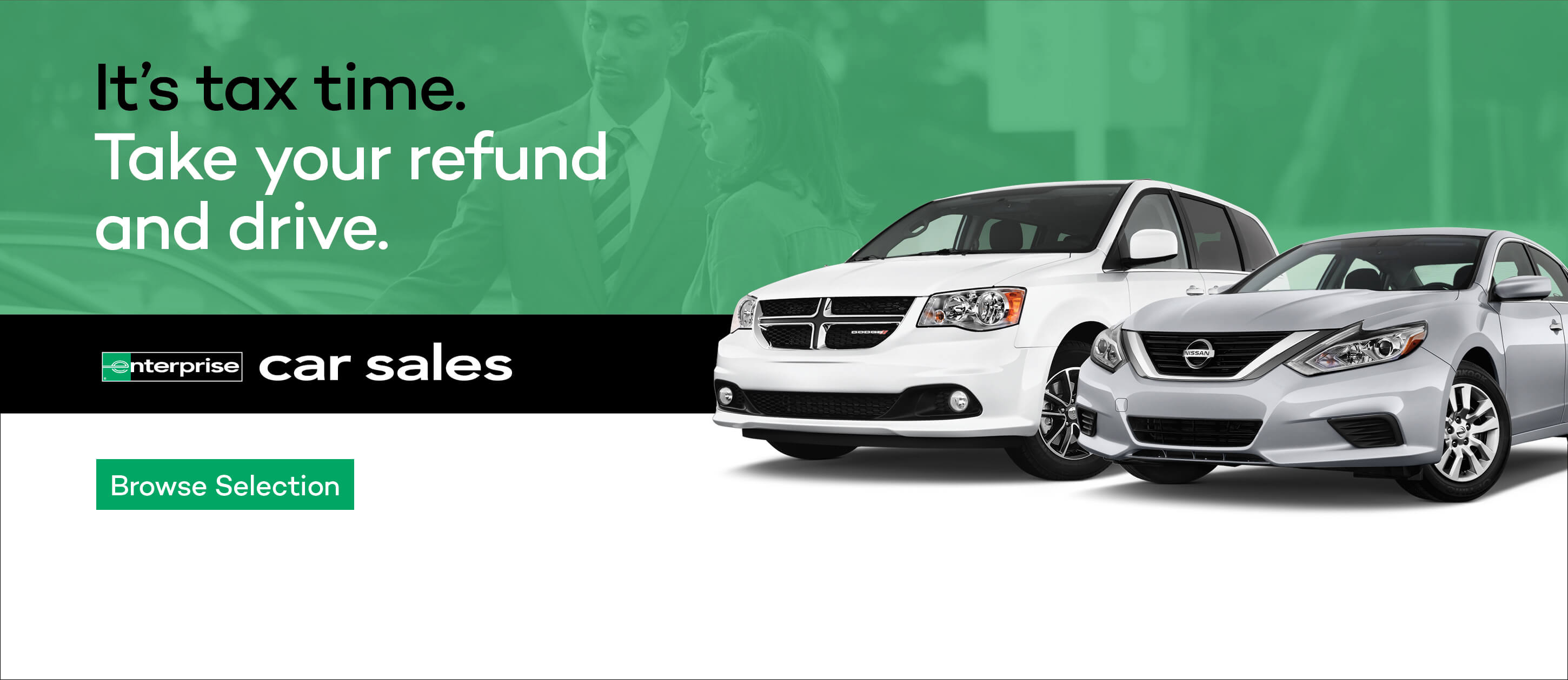Enterprise Car Sales Tax Time Refund