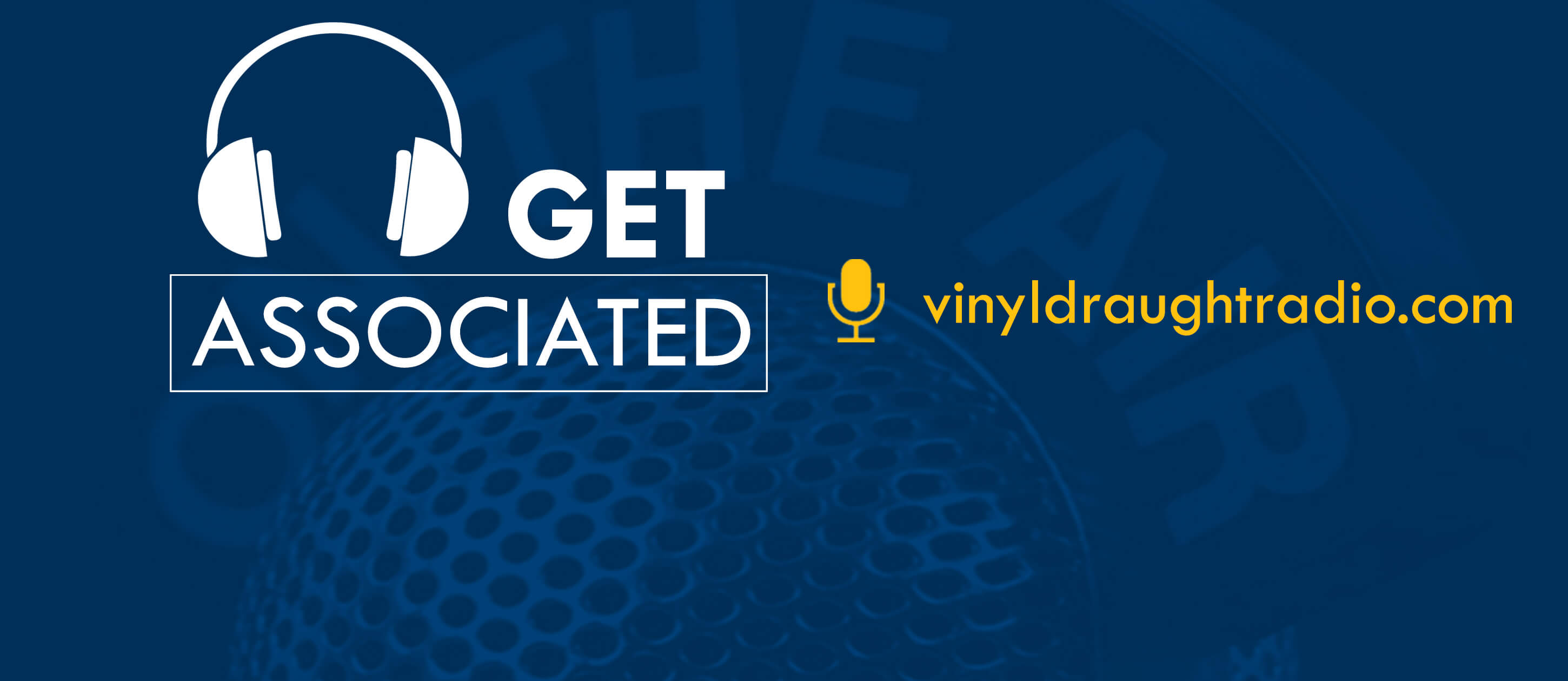 Get Associated with Cathie Vinyl Draught Radio