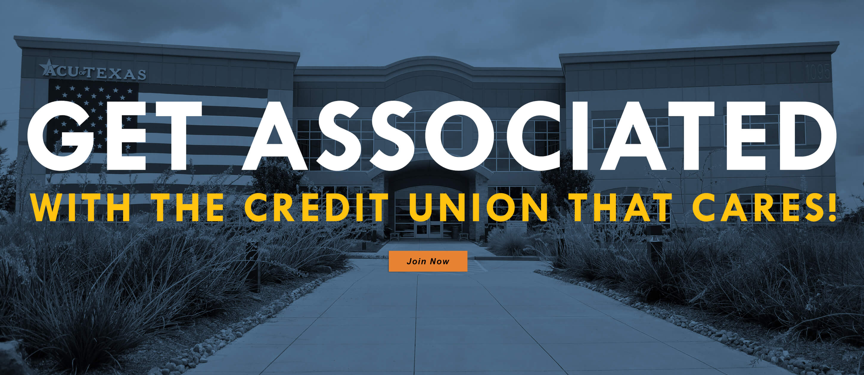 Get Associated with the Credit Union that Cares - Join Now