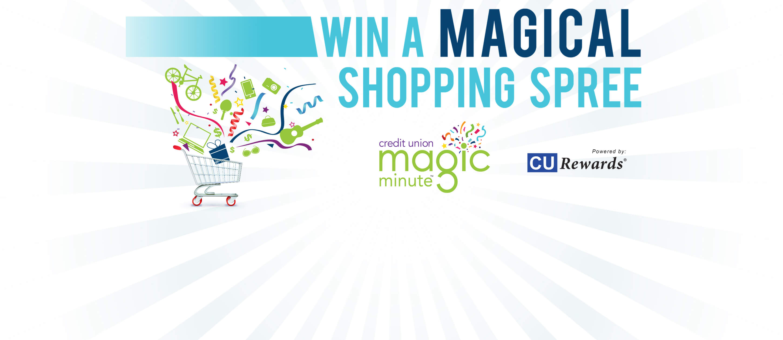Win A Magical Shopping Spree