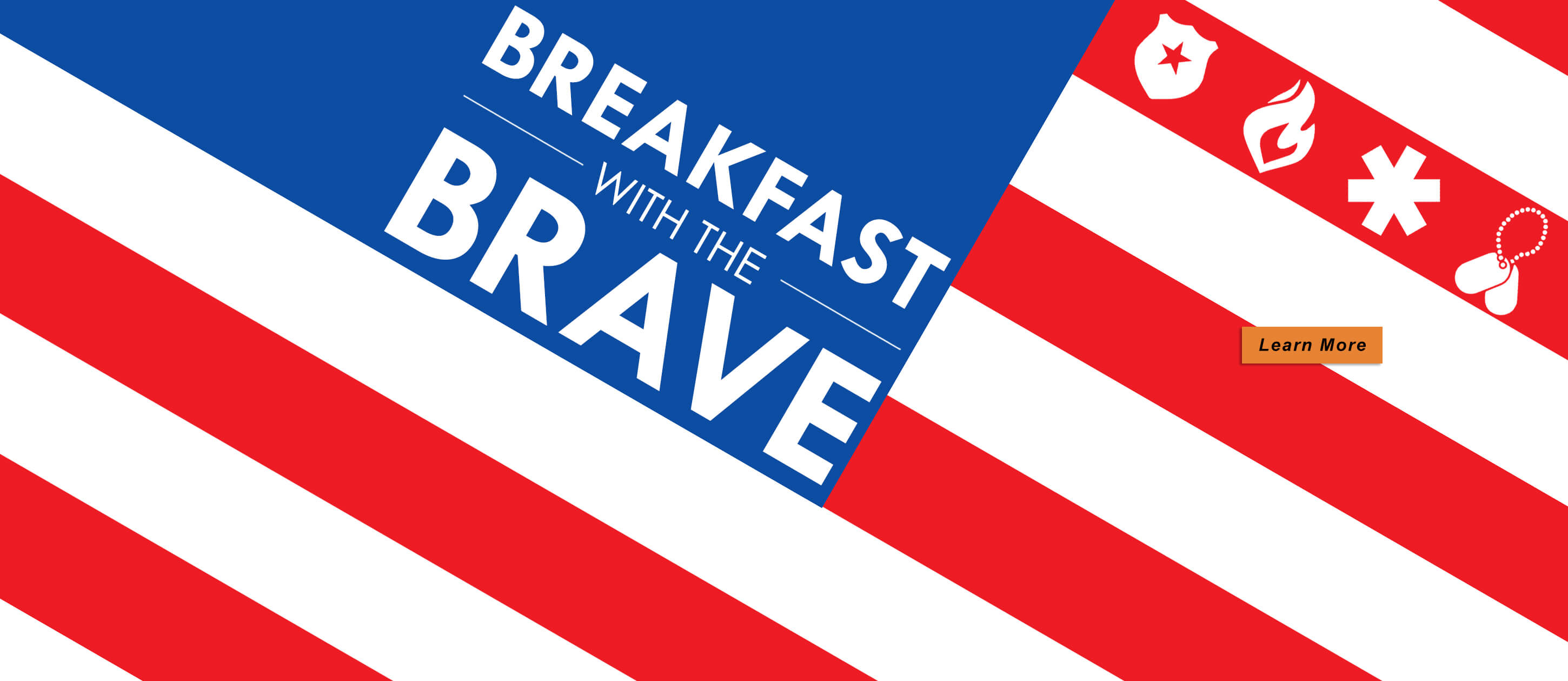 Breakfast with the Brave
