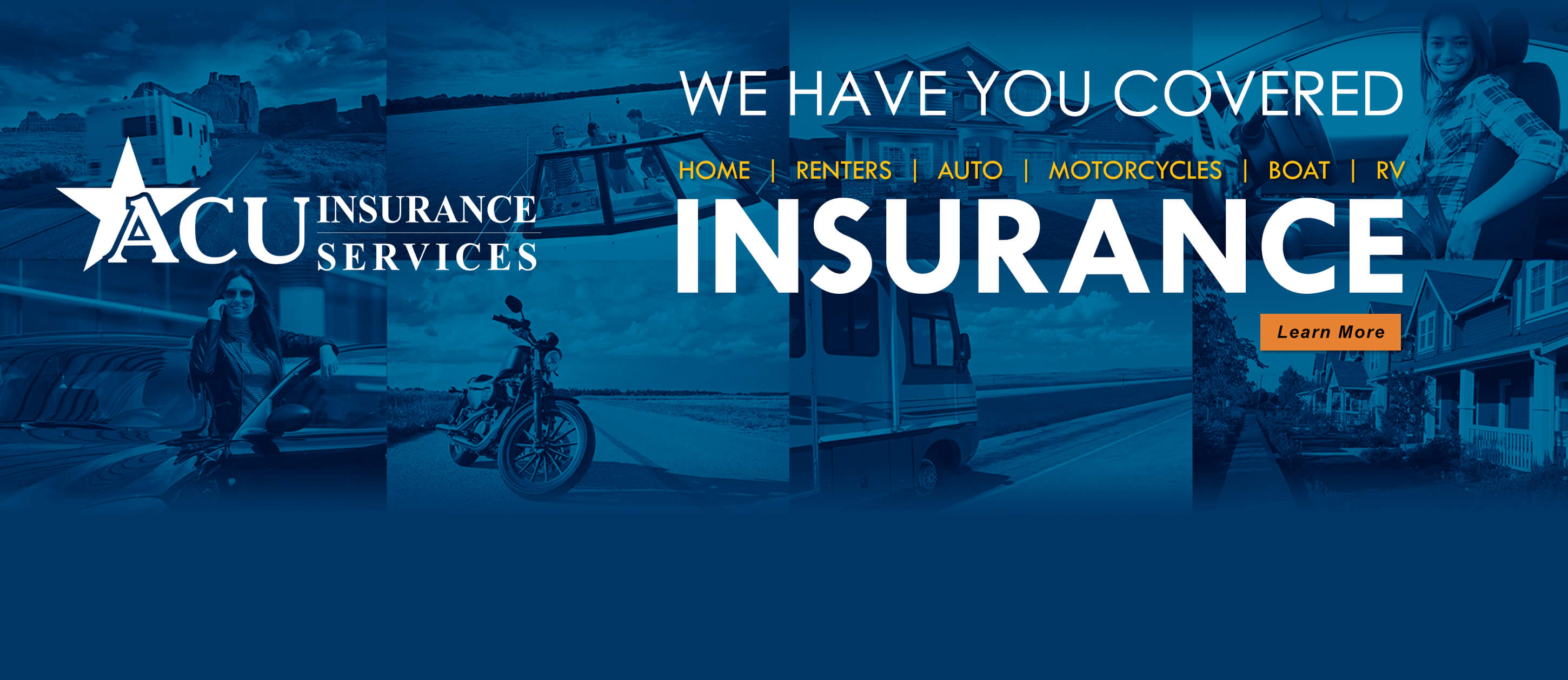 We Have You Covered / Insurance