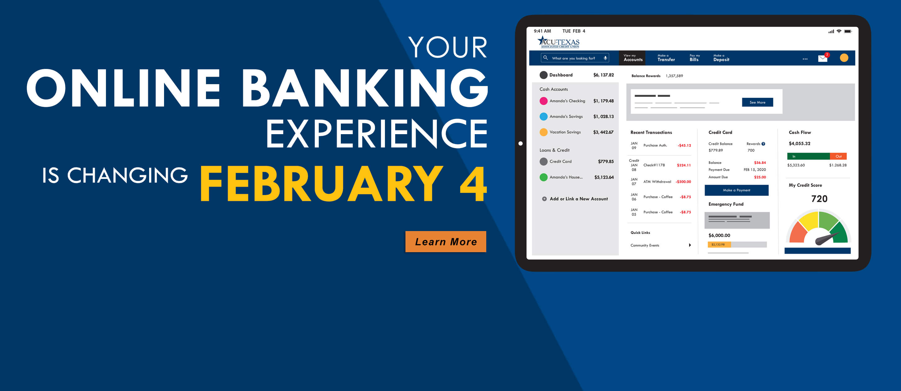 Credit union one bank routing number