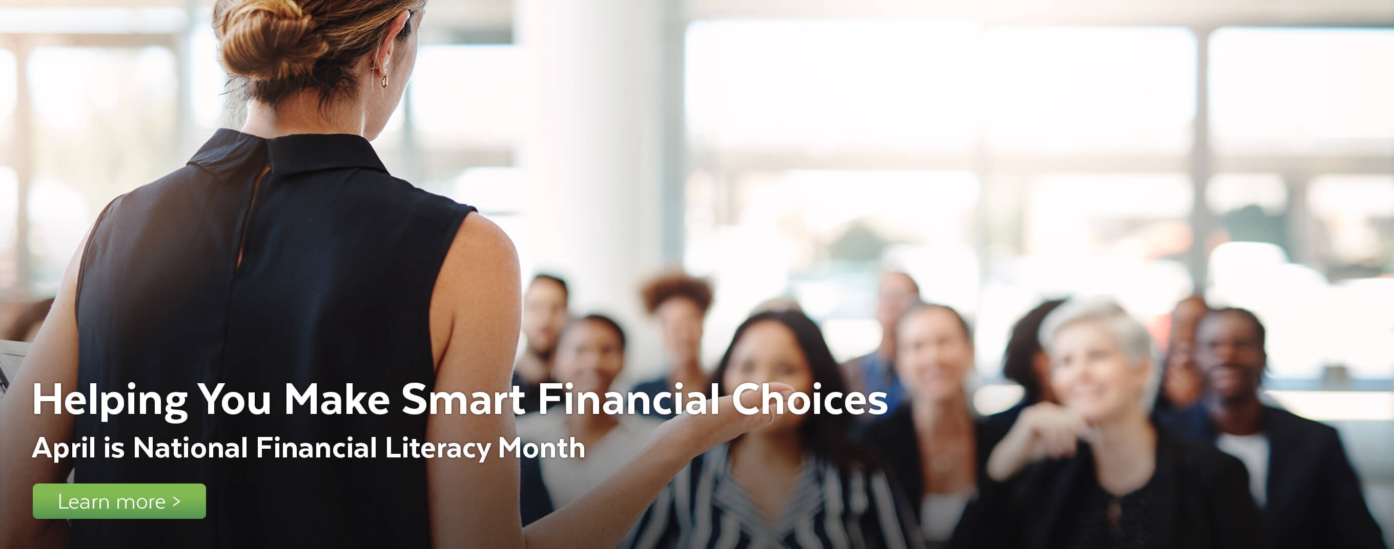 Helping you make smart financial choices.