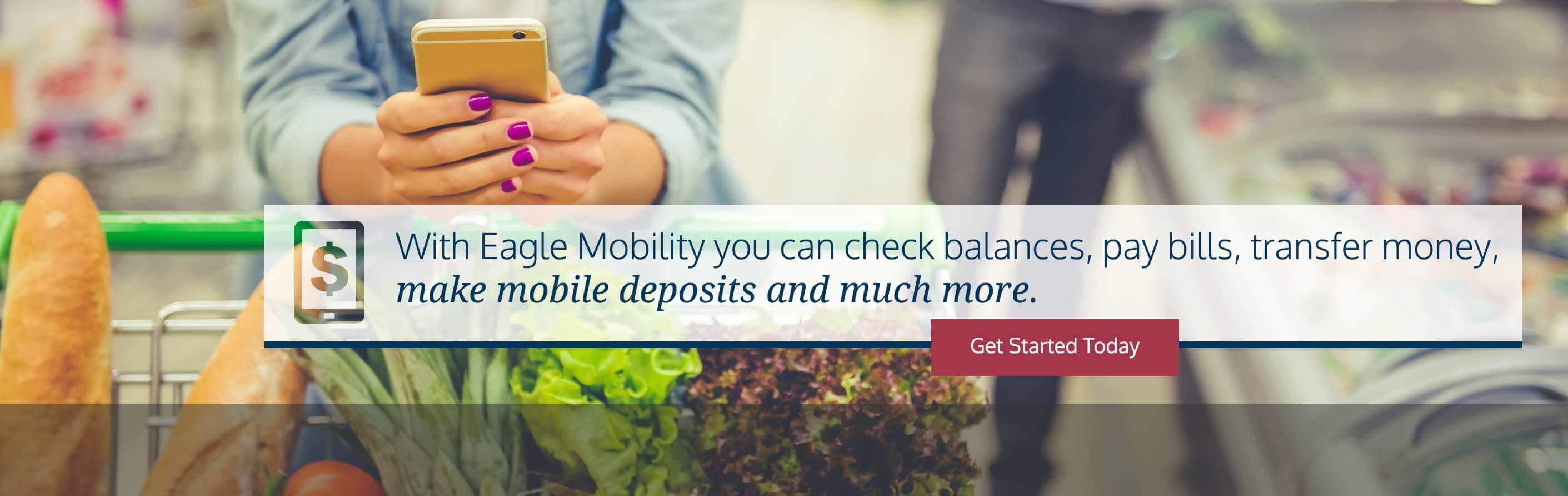 Nasa federal credit union security center -  Eagle Mobility Lets You Check Balances Pay Bills Transfer Money And Much More