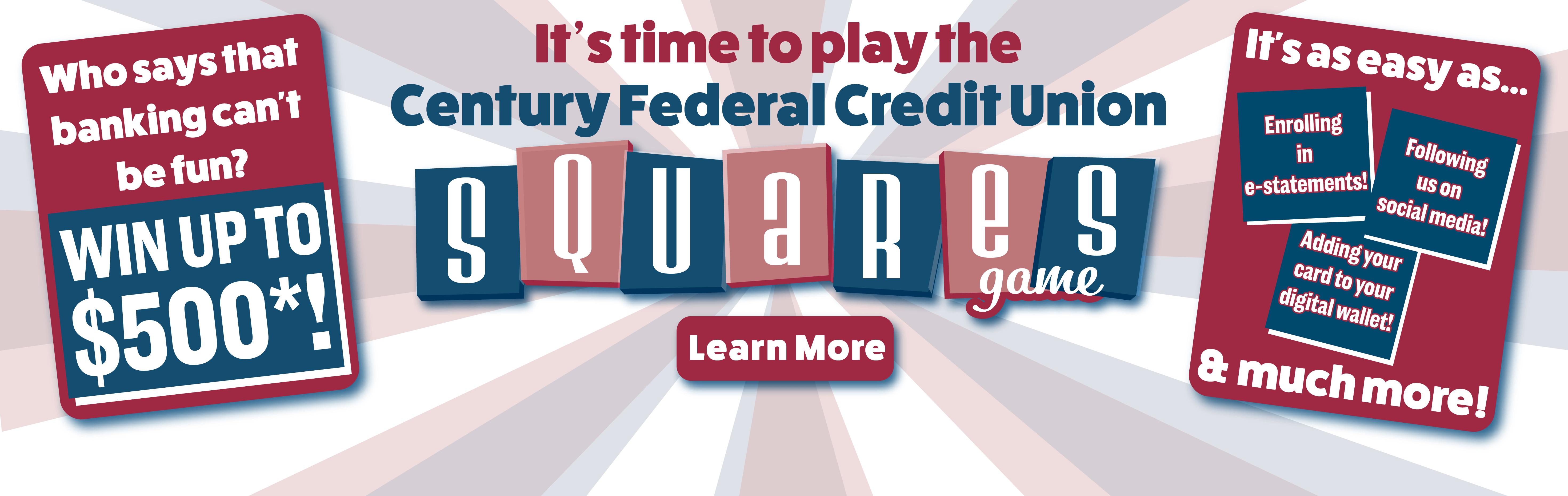2020 Squares Game