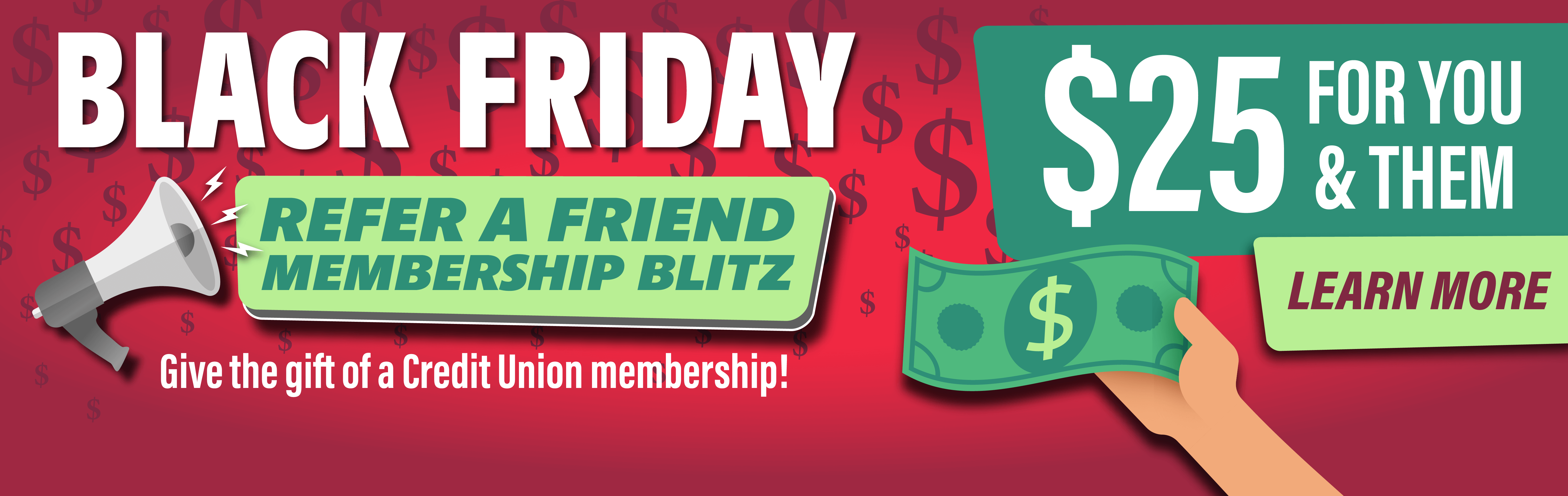 Black Friday Membership Blitz