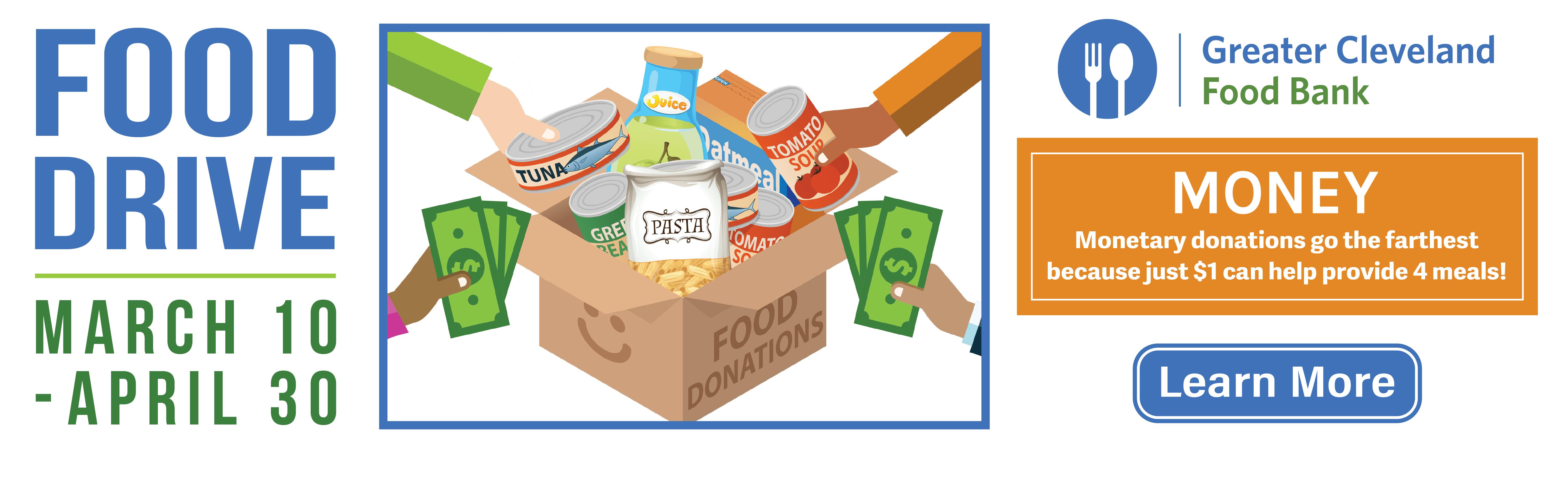 2021 Cle Food Bank Food Drive