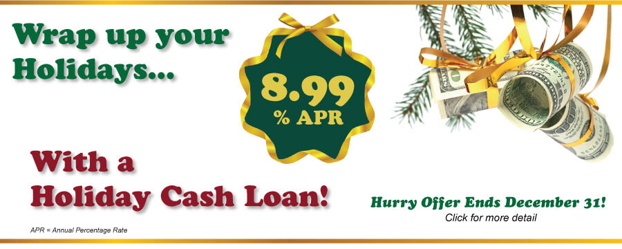 Holiday Cash Loan