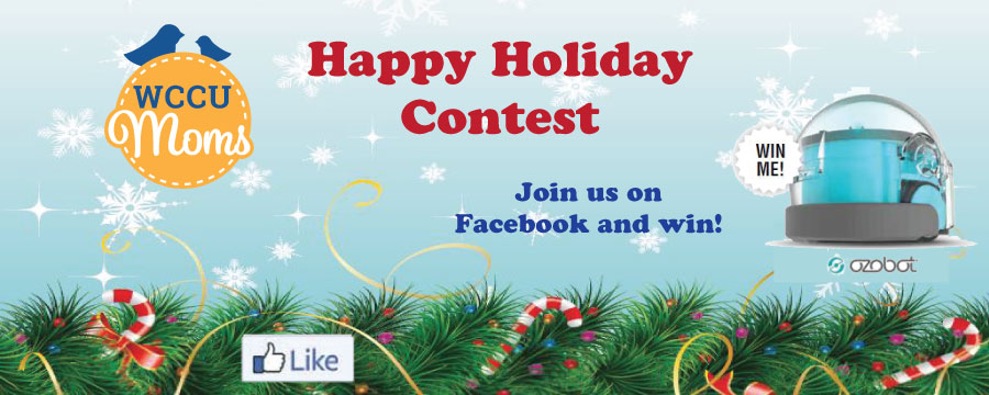 WCCU Moms Holiday Contest