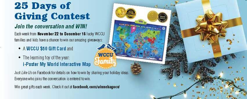 25 Days of Giving Contest