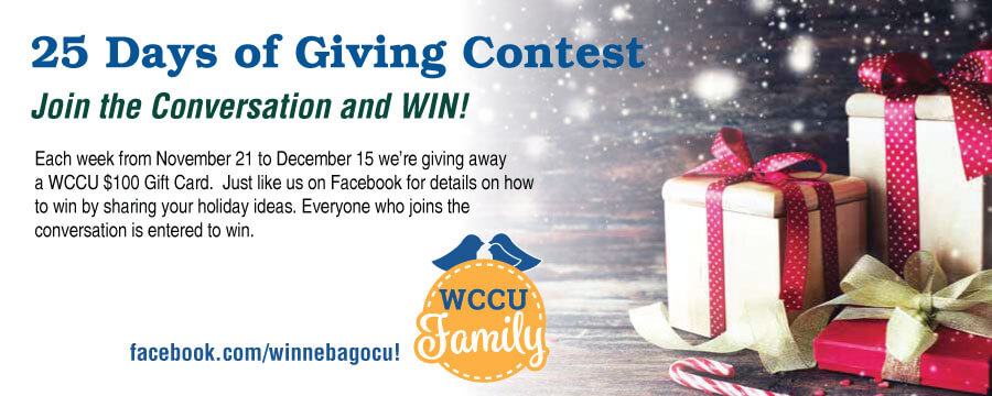 Facebook Holiday Contest