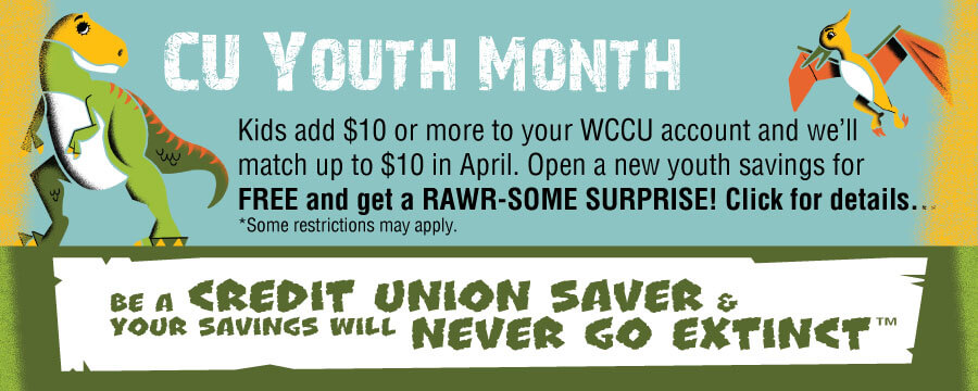 April Youth Month $10