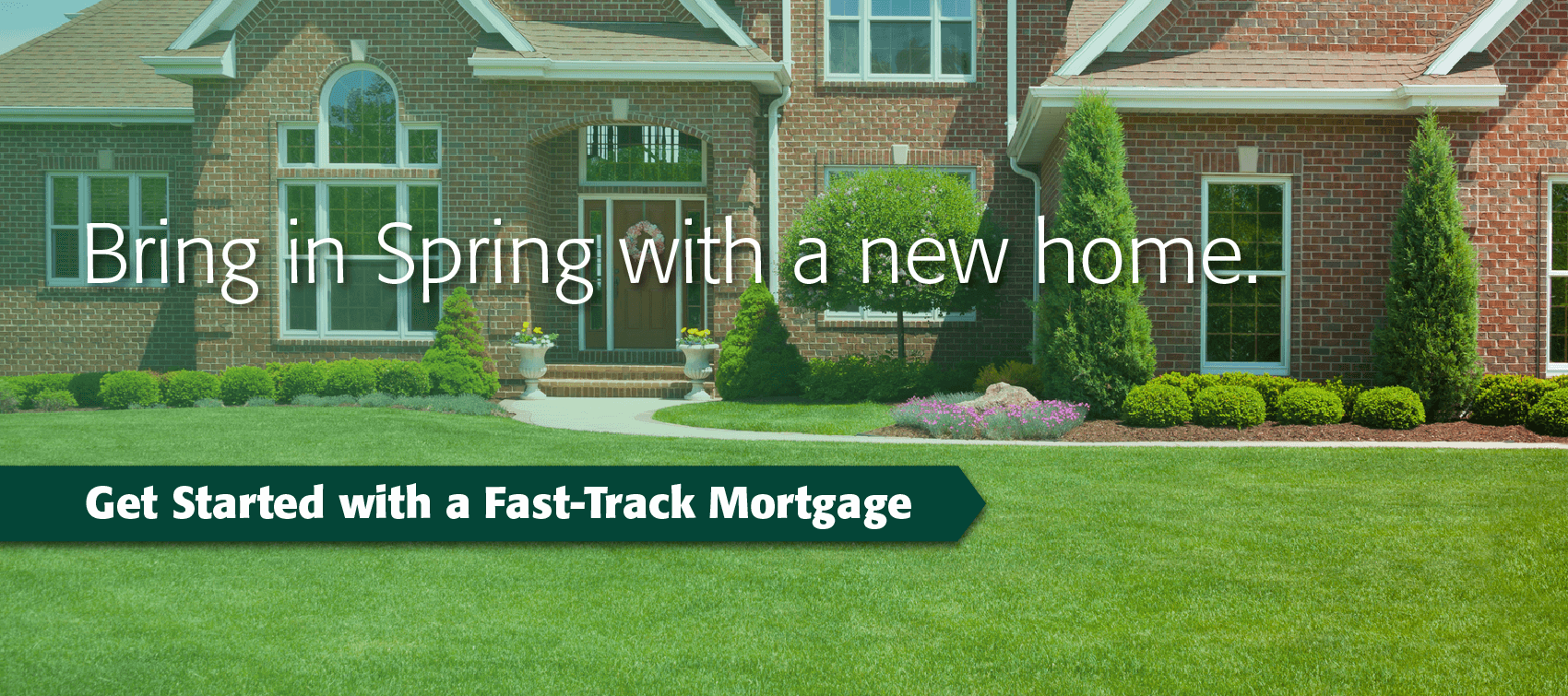 Bring in Spring with a new home. APPLY ONLINE for a Quick Approval!