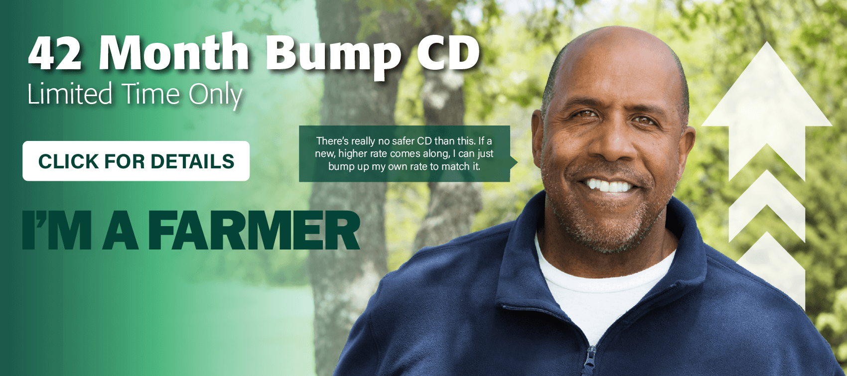 42 Month Bump CD - Click For Details