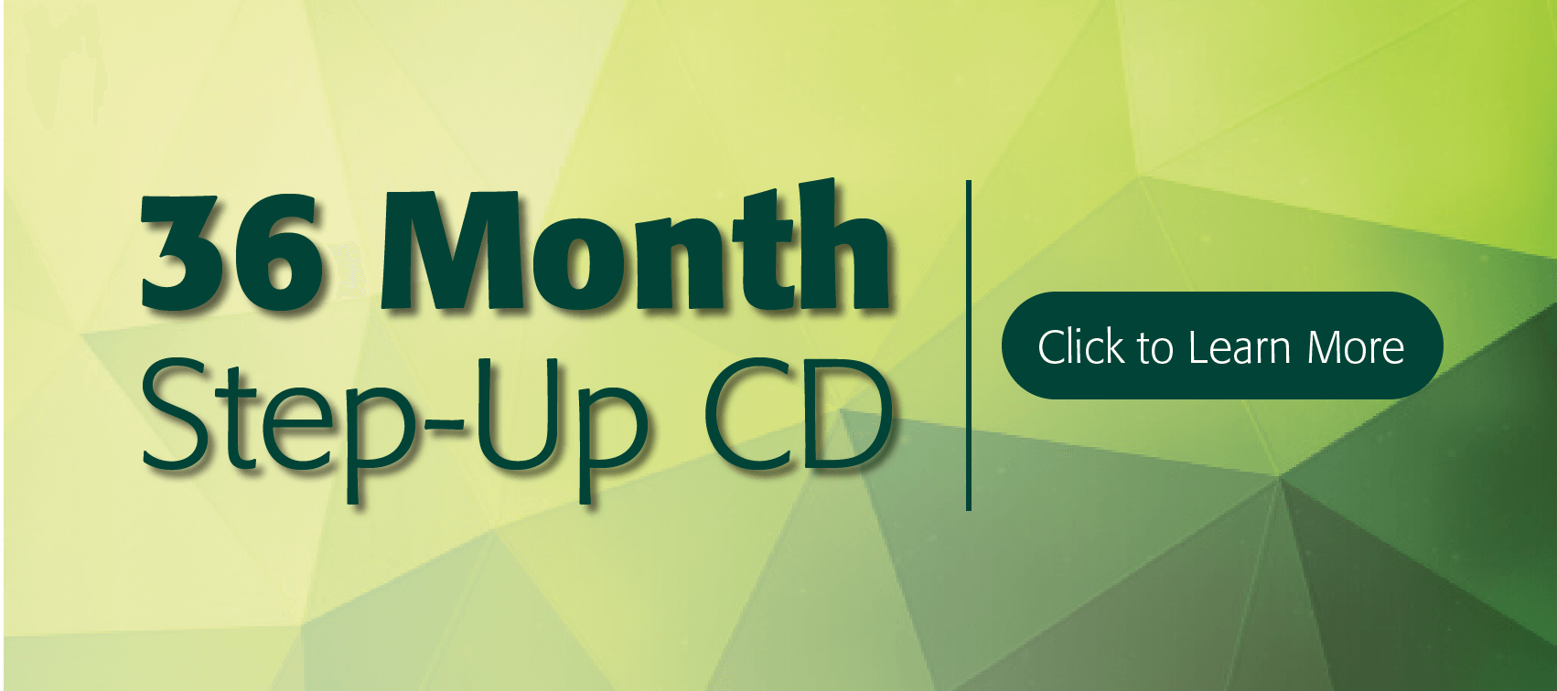 FFBT is offering a 36 Month Step Up CD. Click here to learn more.