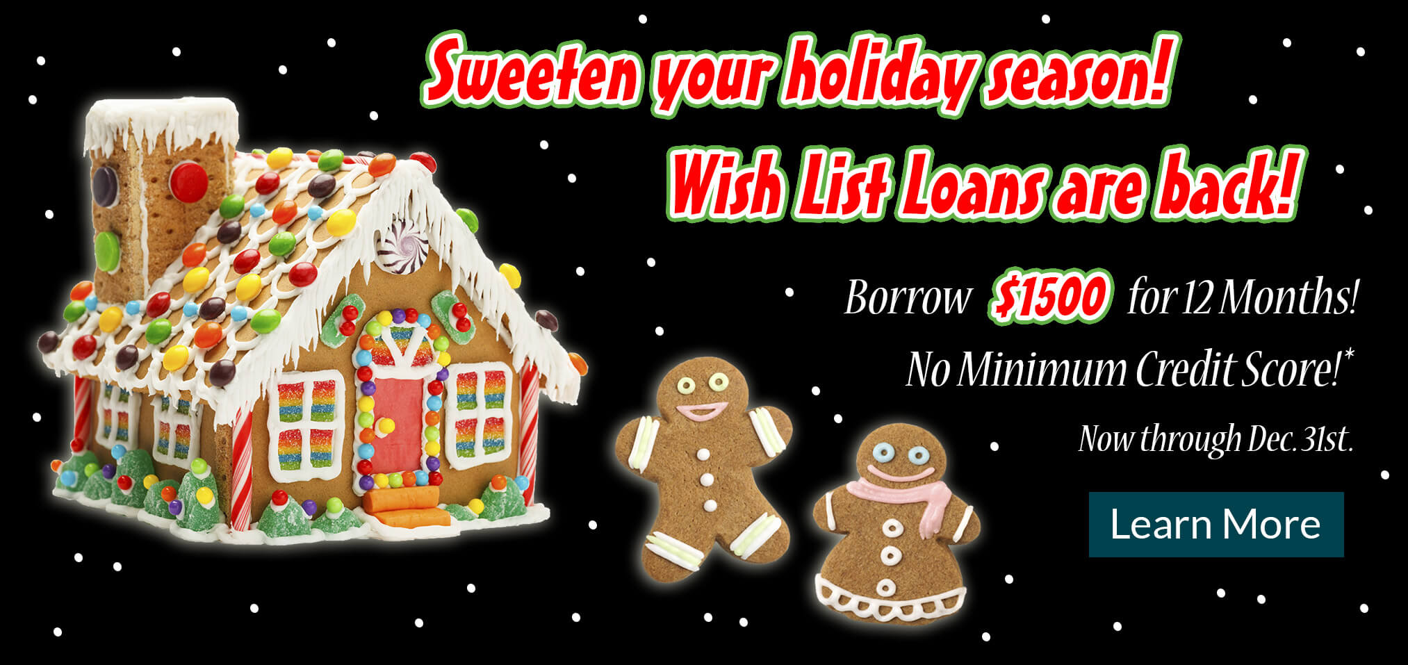 wish list loans are back borrow 1500 for 12 months - Christmas Loans No Credit Check
