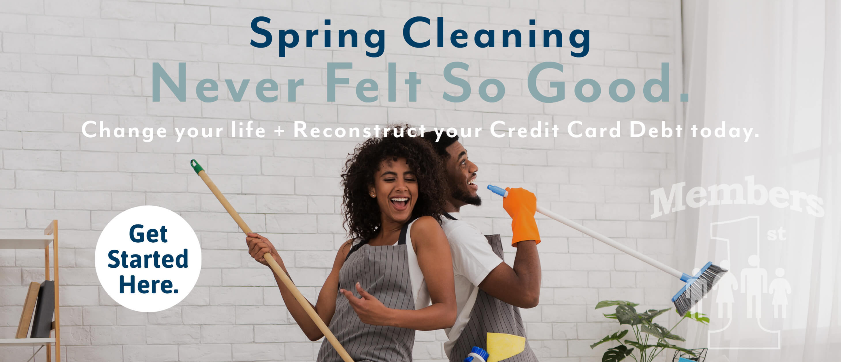 Spring Cleaning - Debt Cons