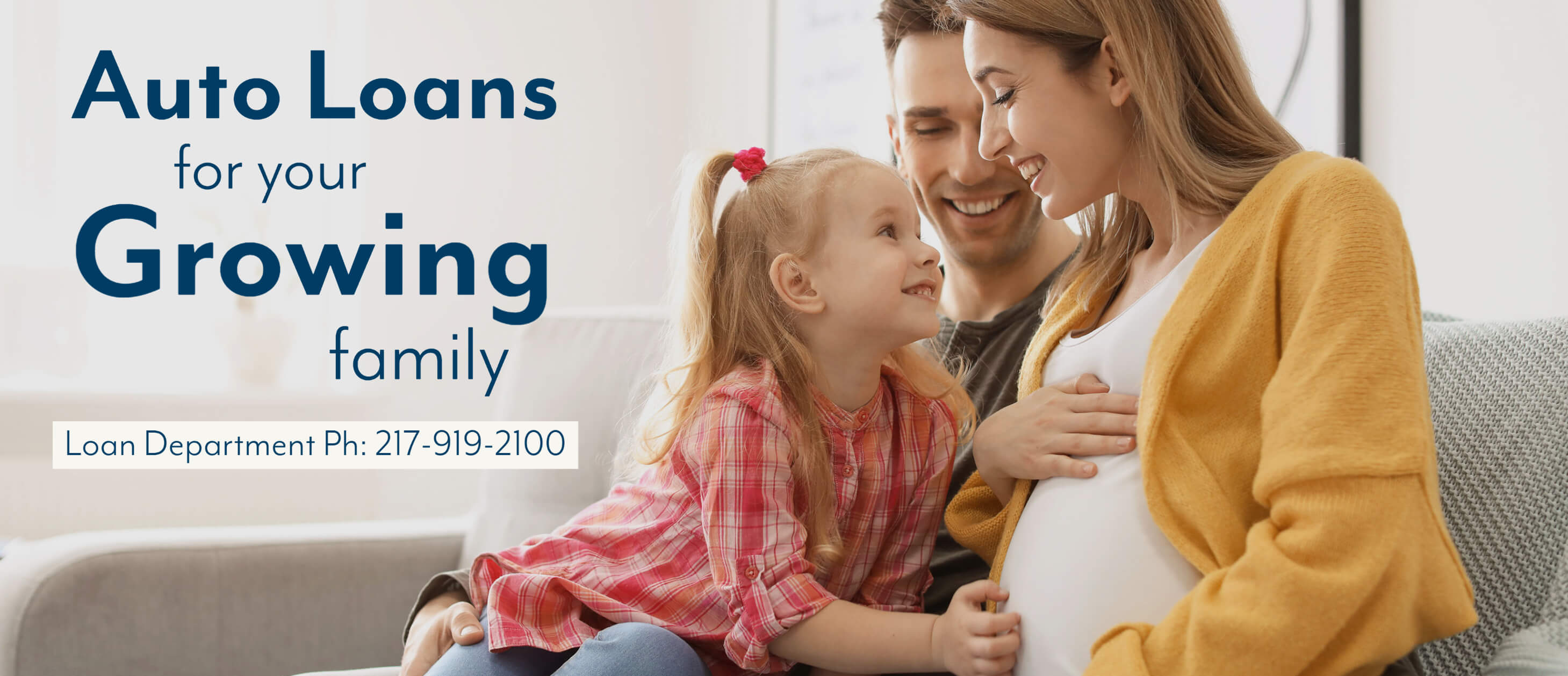 Auto Loans for Growing Family