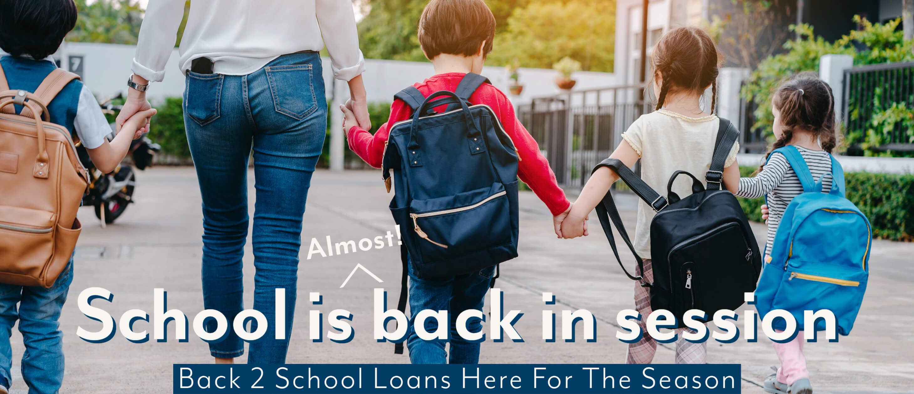 B2S Loan - August