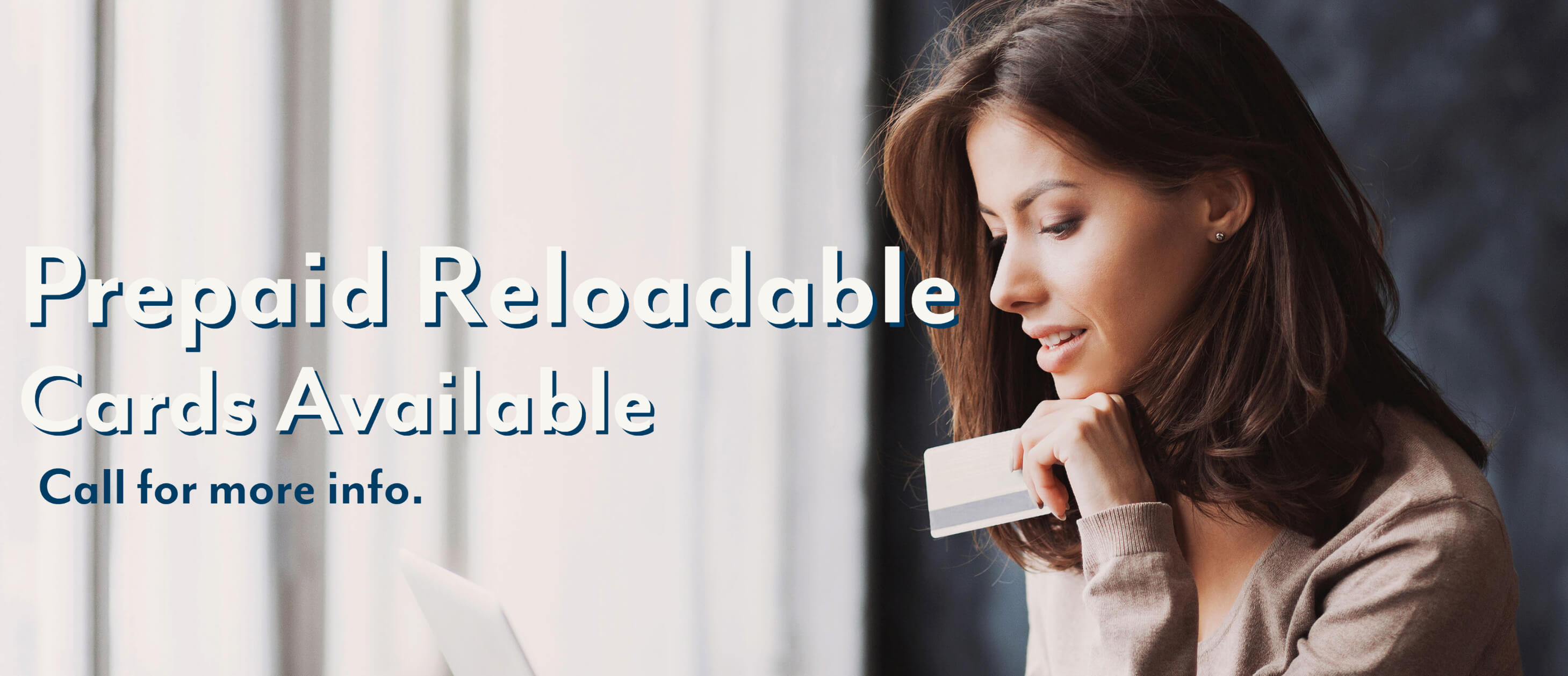 Prepaid Reloadable Cards - August