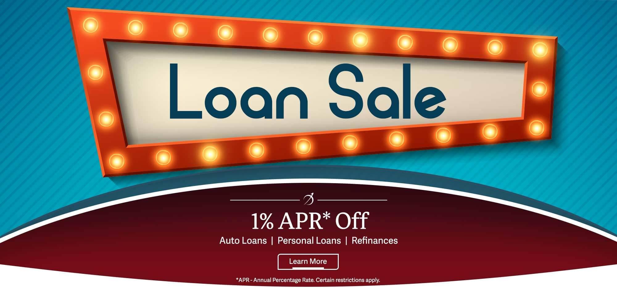 Loan Sale April 22nd-April 24th