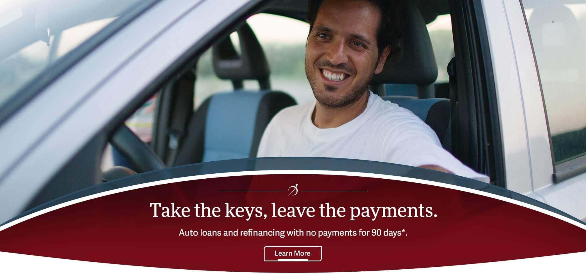 Auto Loans Take the Keys