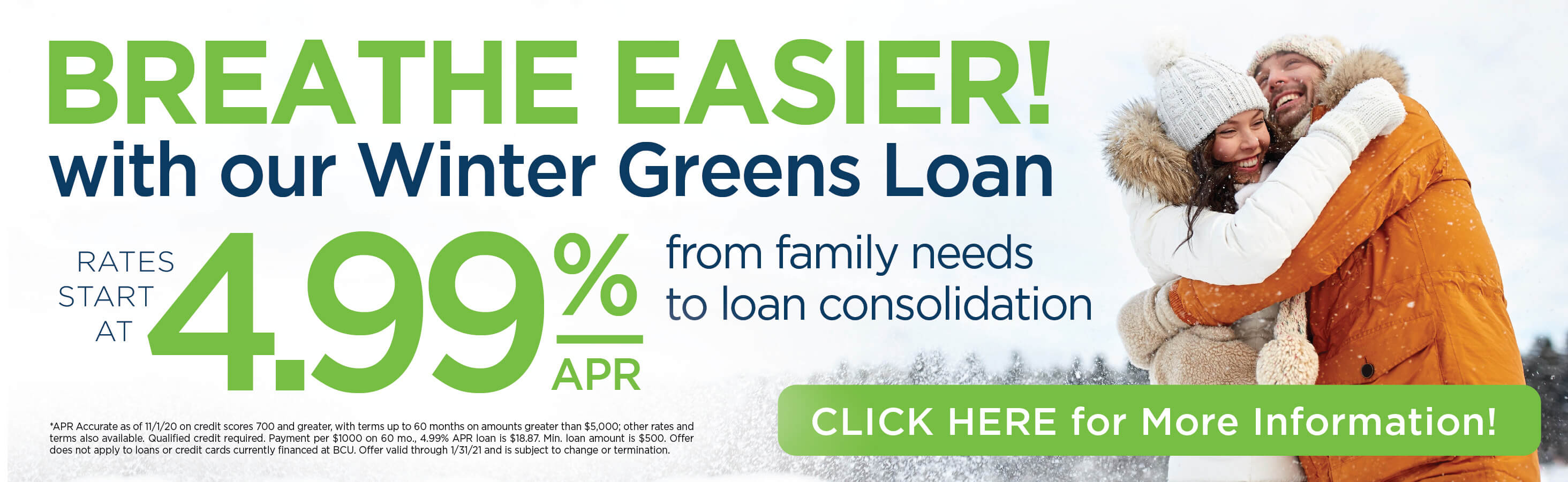 Winter Greens Consolidation Loan