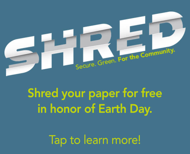 u s eagle federal credit union new mexico credit union \u0026 bankingshred day shred your paper for free in honor of earth day