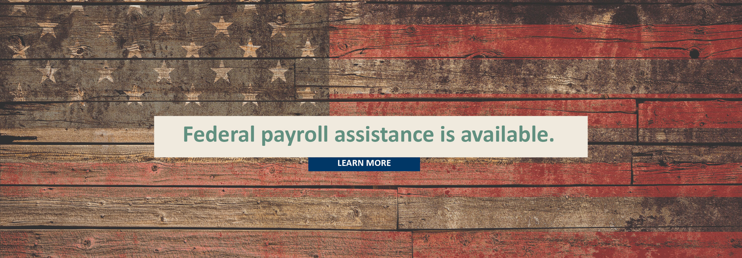 Federal Assistance Payroll Loans