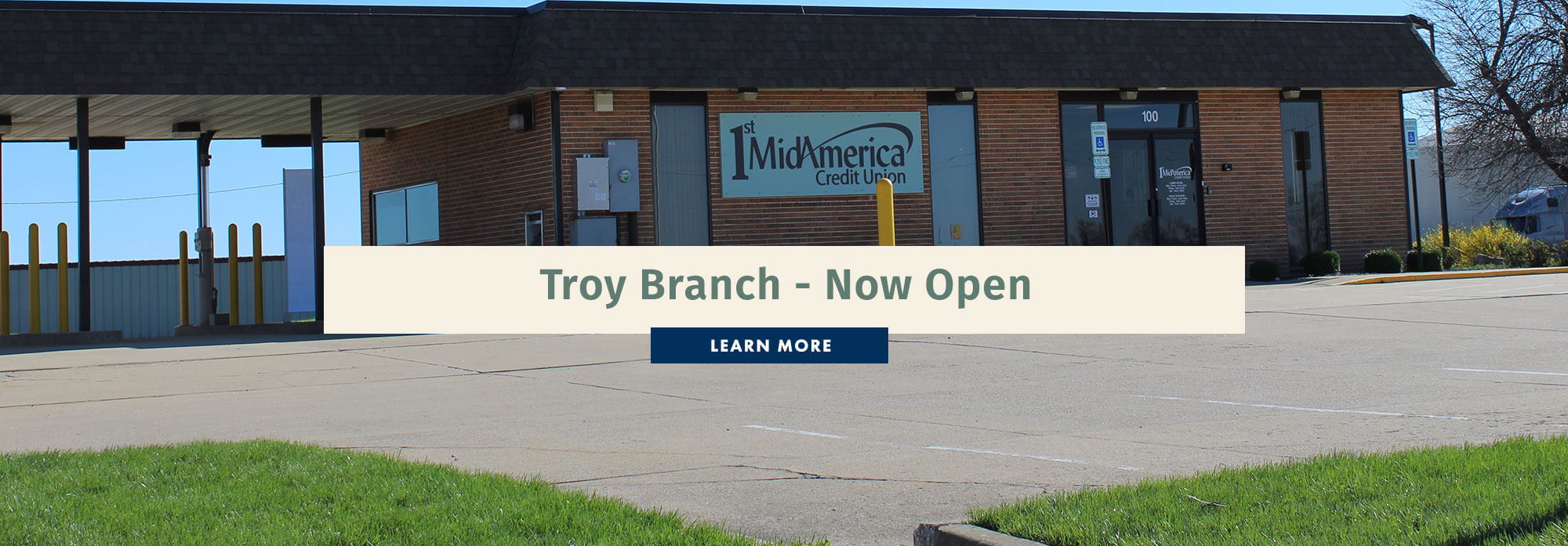Troy Branch Now Open