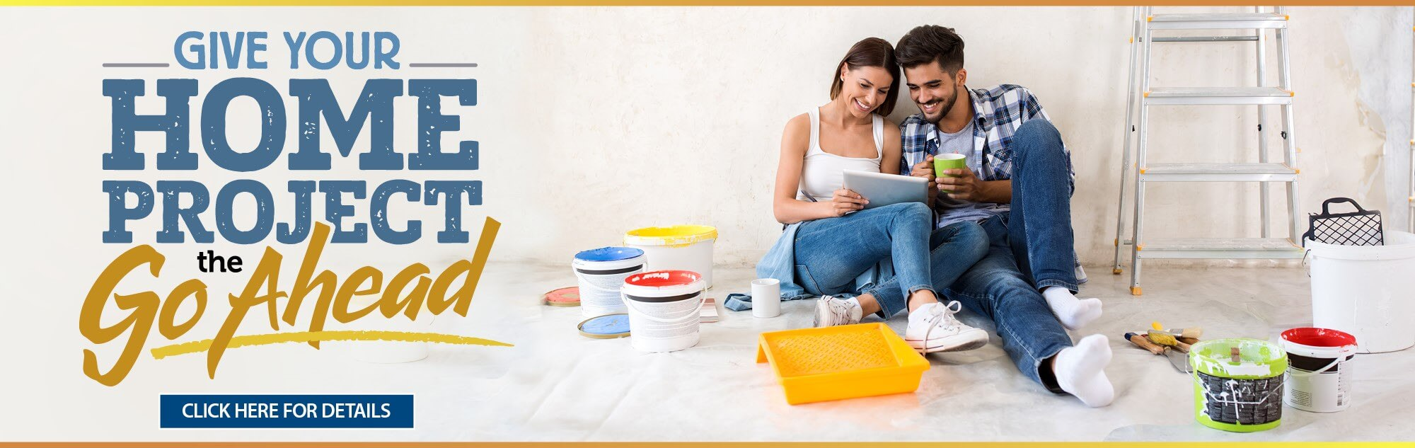 Give your home project the go ahead with a home improvement loan from First Florida.