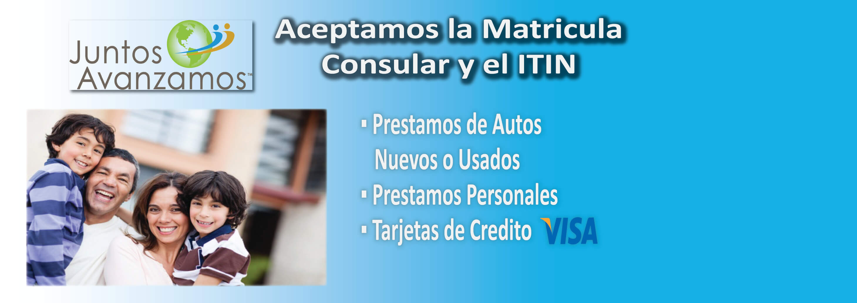 Spanish Loans- New/Used Auto Loans, Persoanl Loans, Credit Card Loans