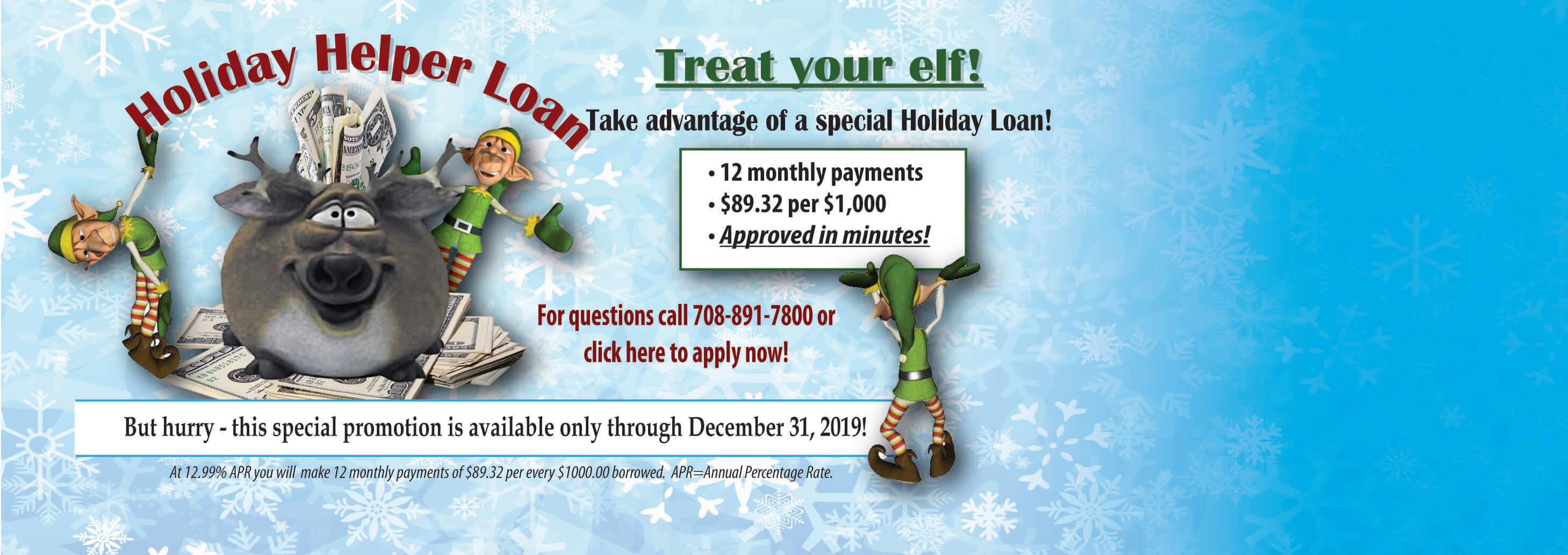 Apply now through December 31,2019