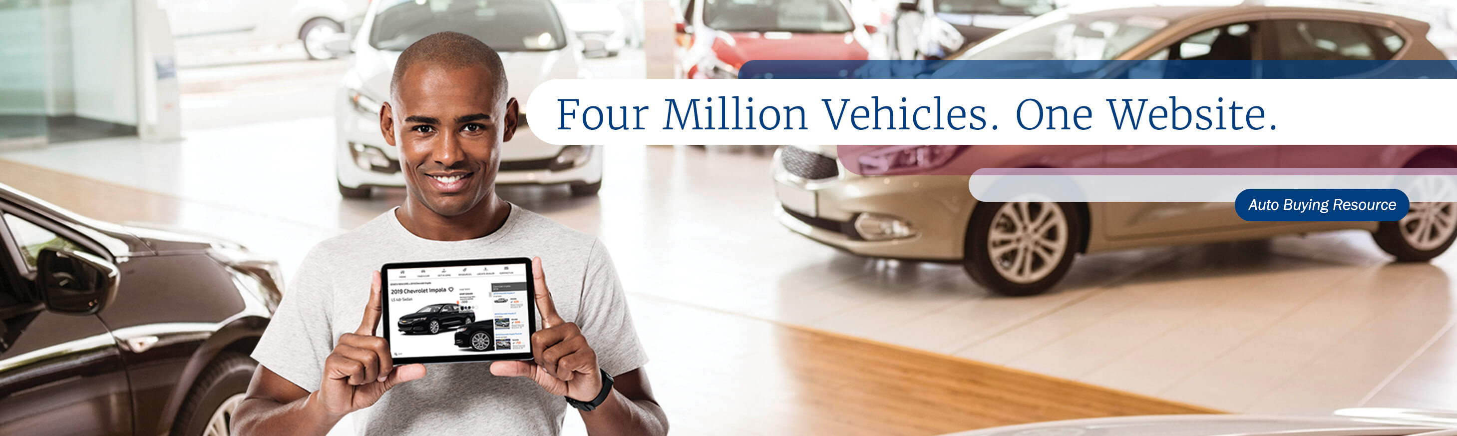 Four Million Vehicles. One Website. WBVFCU Auto Buying Resource
