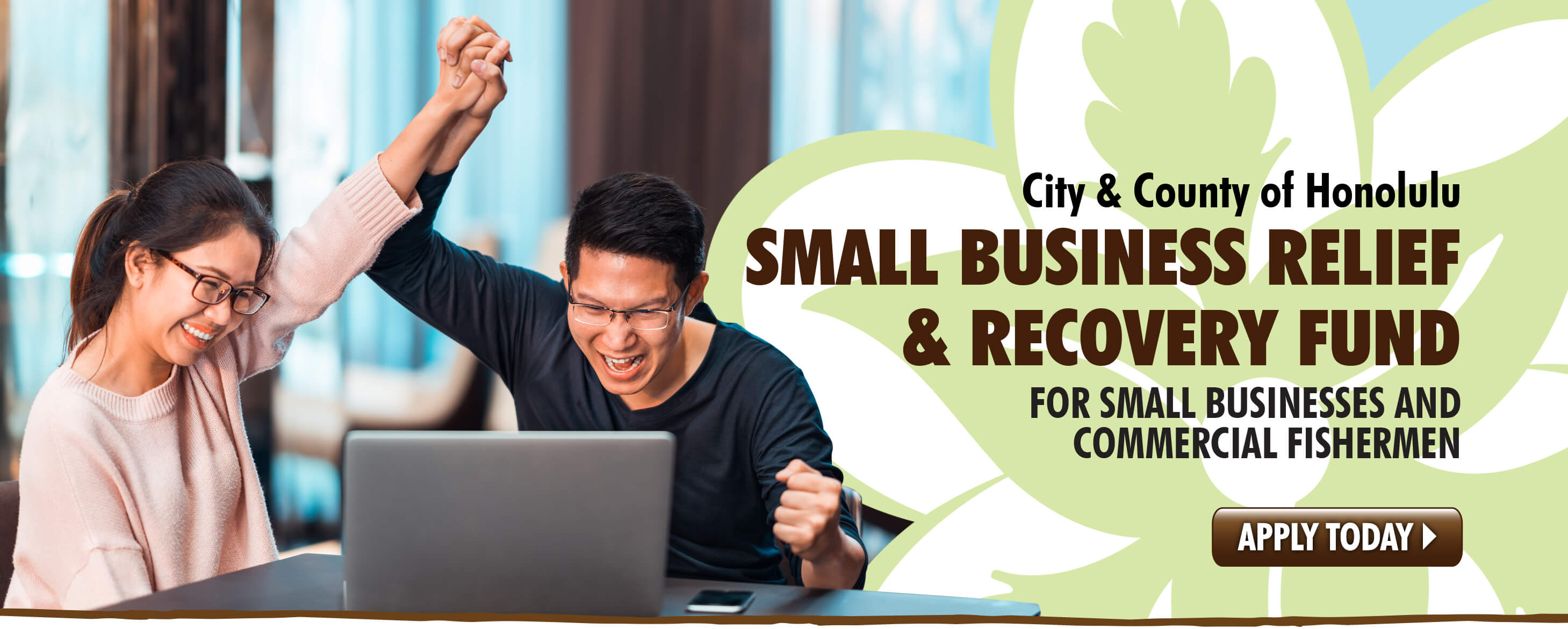 City & County of Honolulu Small Business Relief & Recovery Fund