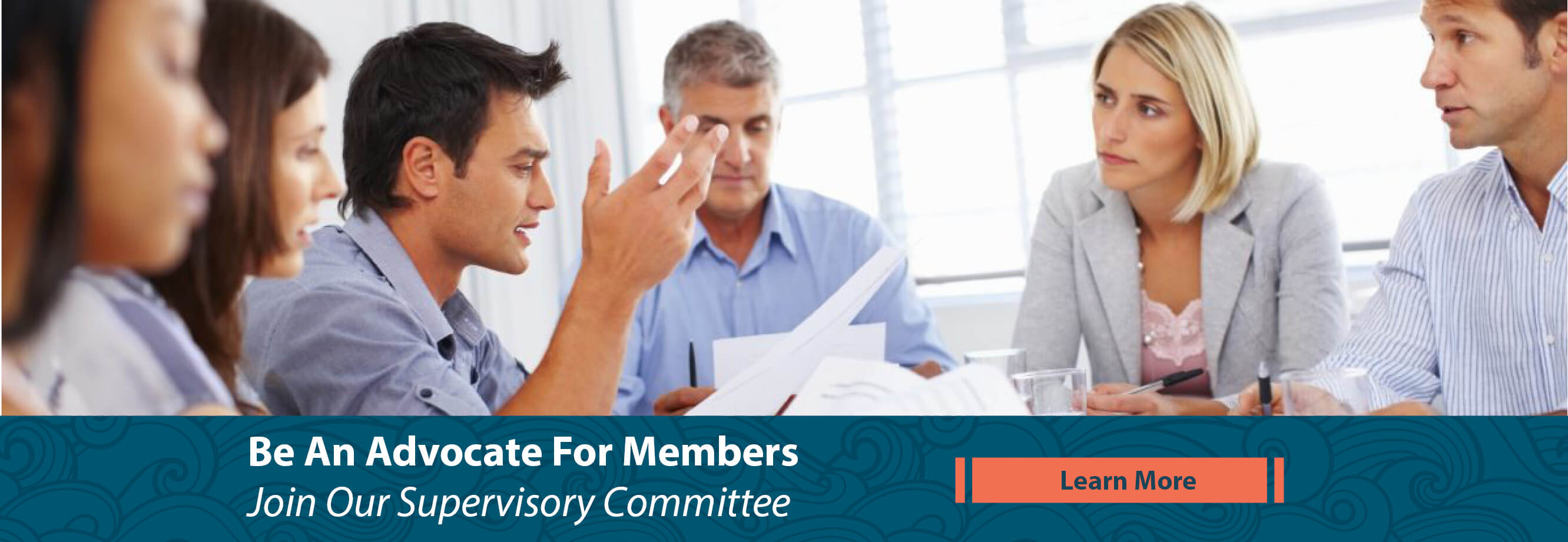 Be An Advocate For Members Join Our Supervisory Committee