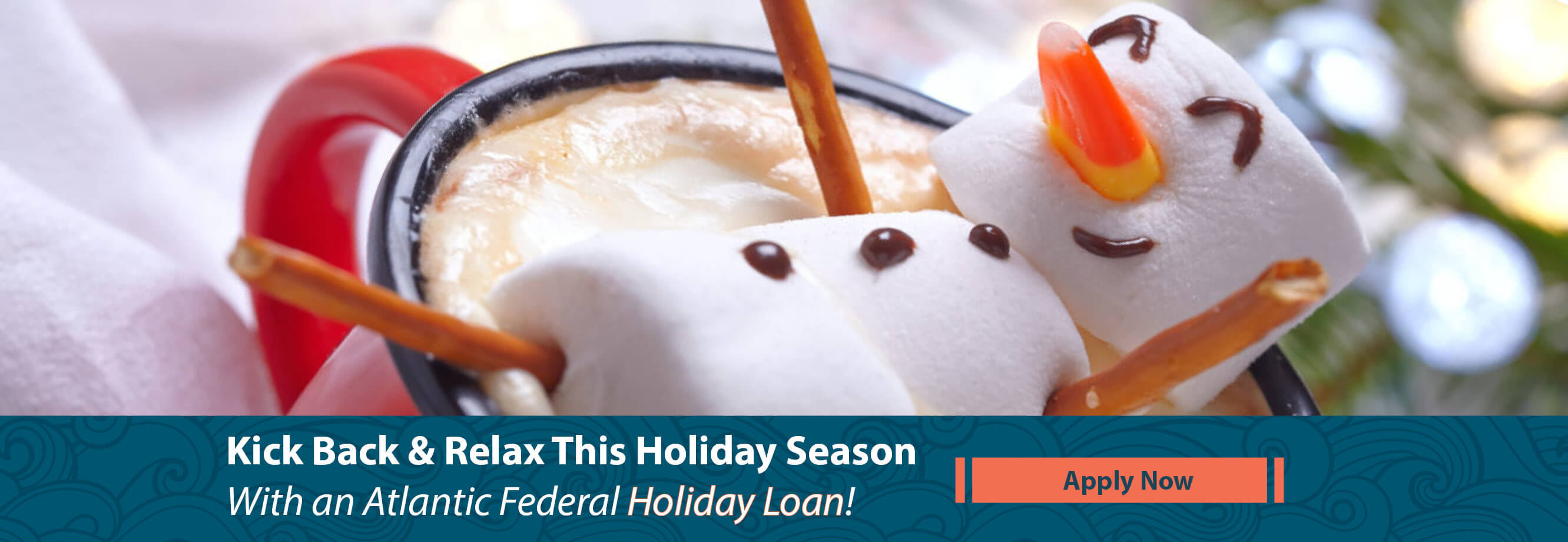 Relax this Holiday Season with a Holiday Loan