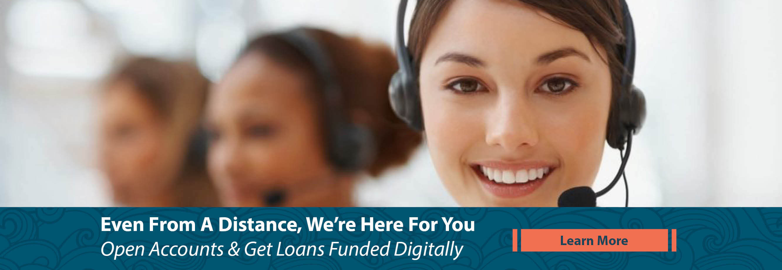 Open Accounts and Get Loans Funded Digitally