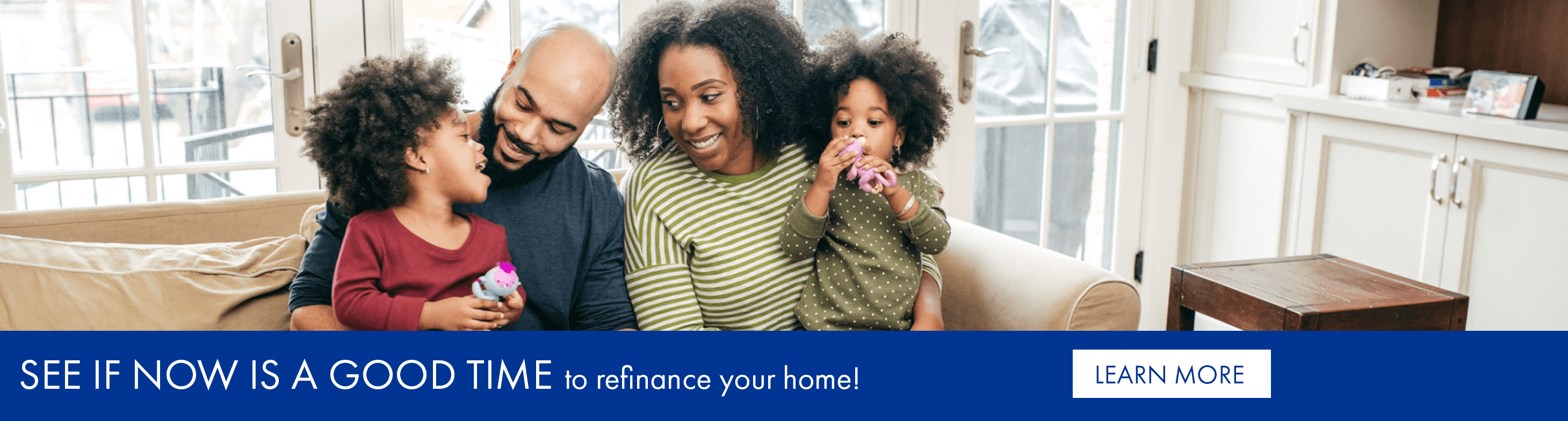 See if now is a good time to refinance your home!