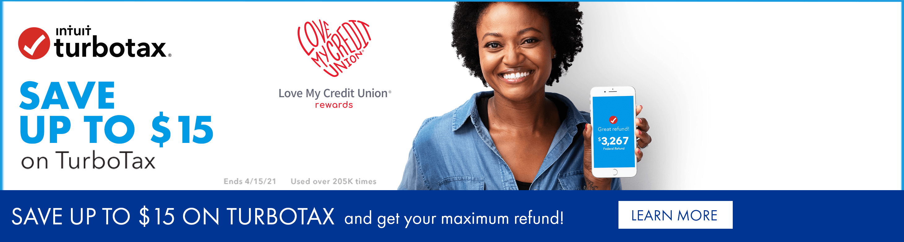 Save up to $15 on TurboTax and get your maximum refund!
