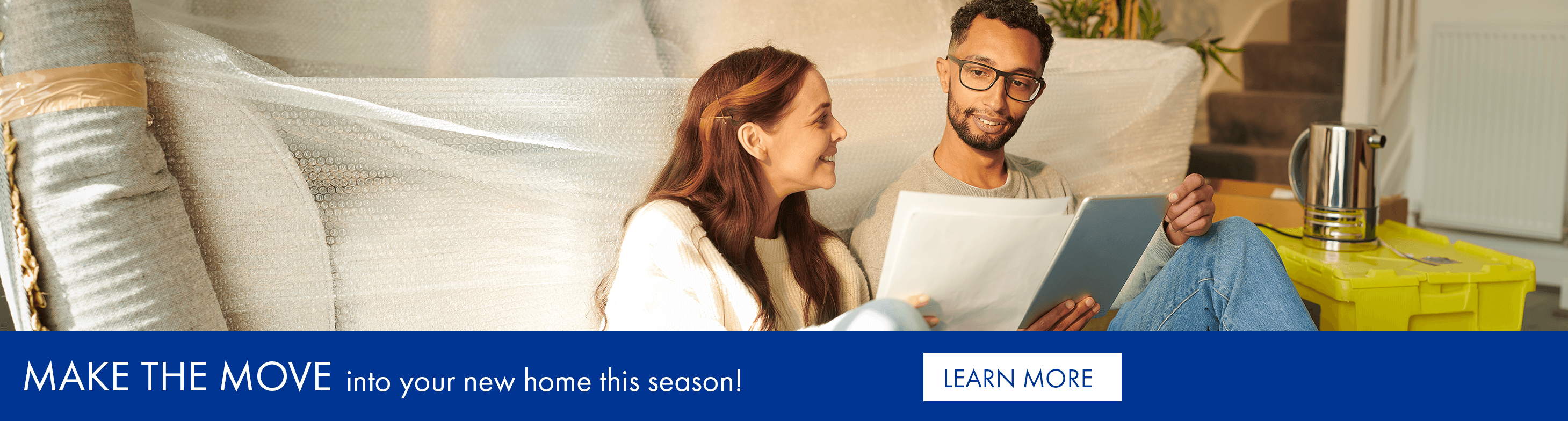 Make the move into your new home this season!